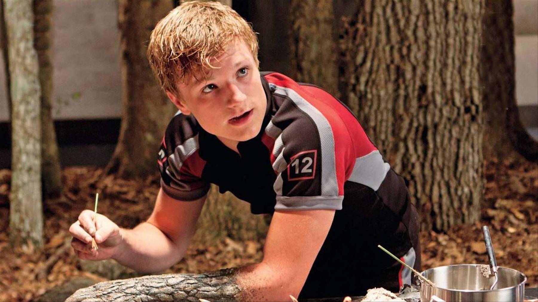 Josh Hutcherson as Peeta Mellark